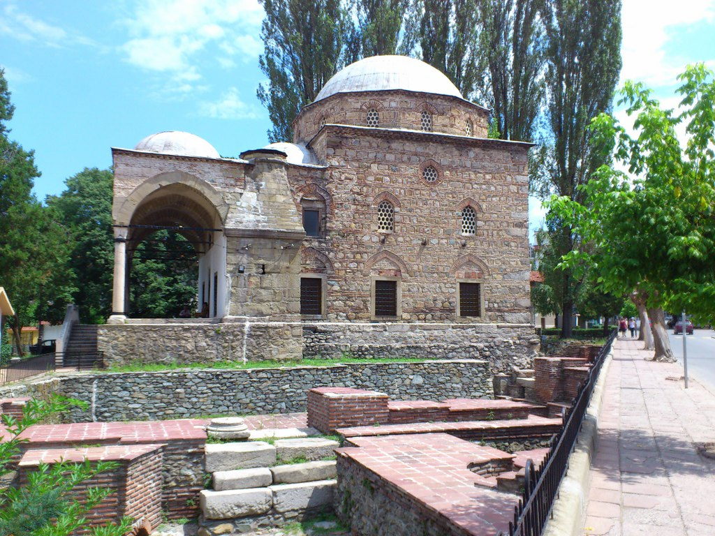 Ahmed-Bey-Mosque
