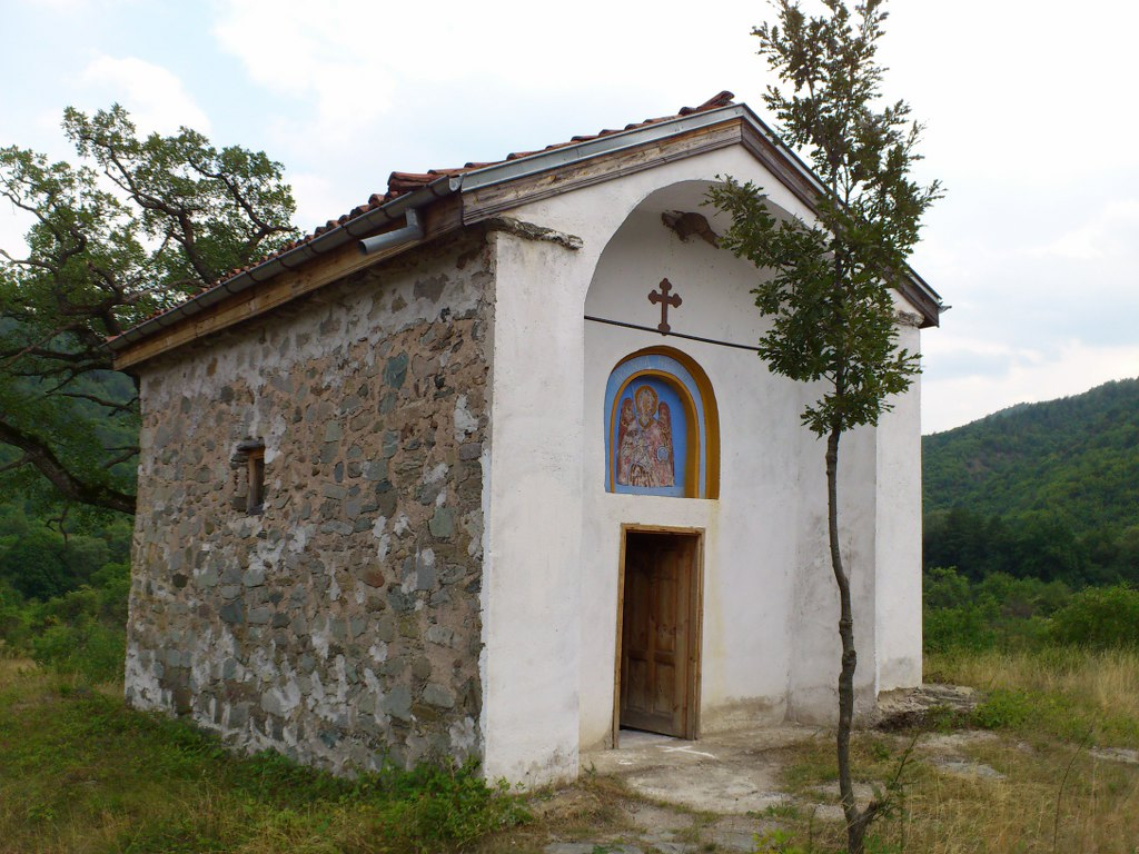 St.-Archangel-Michael-Medieval-Church-village-of-Goranovtsi